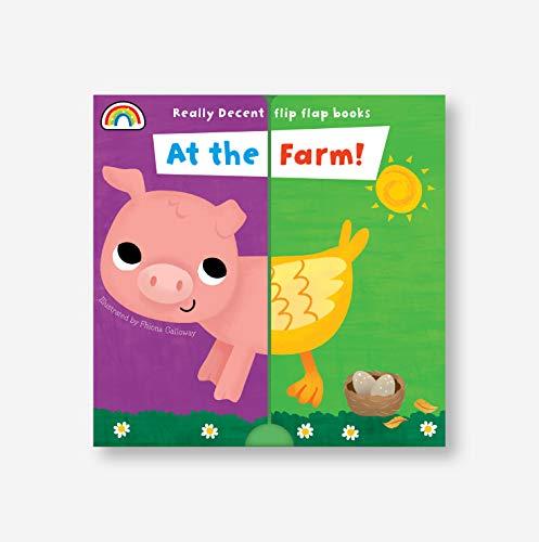 Flip Flap - At the Farm By Philip Dauncey