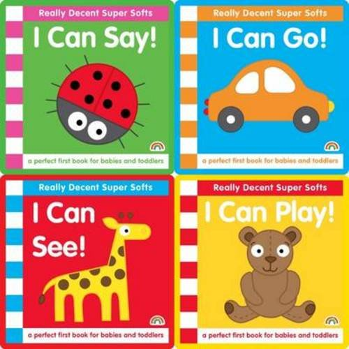 Super Soft 4 Pack - I Can Learn! By Philip Dauncey
