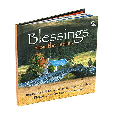 Blessings from the psalms By God through inspired writers