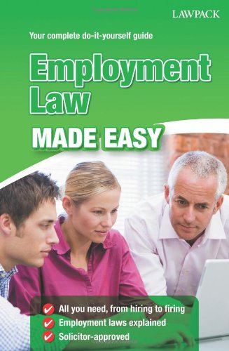 Employment Law Made Easy By Melanie Slocombe