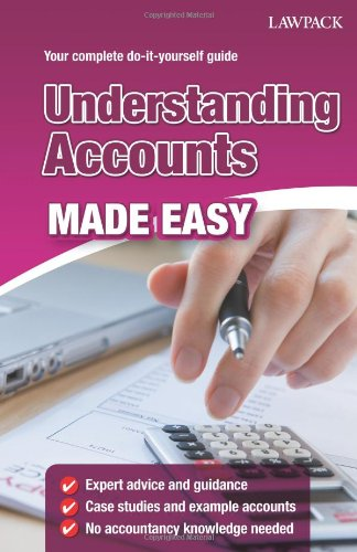 Understanding Accounts Made Easy By David Rouse
