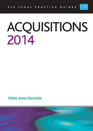 Acquisitions 2014 By Marie-Anne Denicolo