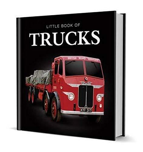 Little Book of Trucks by Steve Lanham