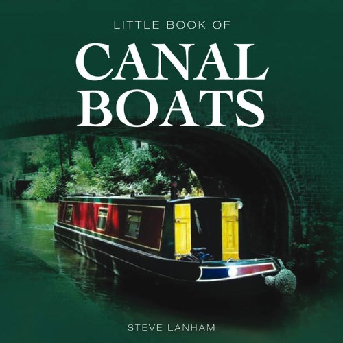 Canal Boats by Steve Lanham