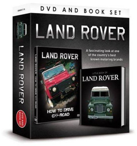 Land Rover Gift Set By Alan Castle