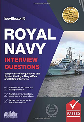 Royal Navy Interview Questions By Richard McMunn