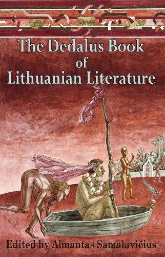 The Dedalus Book of Lithuanian Literature (Dedalus European Anthologies) By Almantas Samalavicius