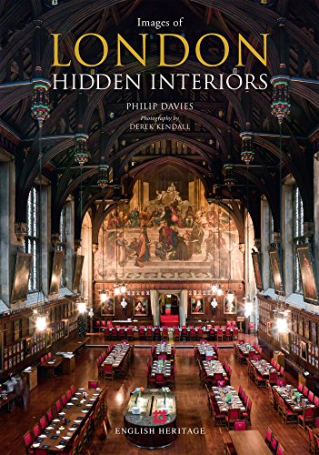Images of London Hidden Interiors By Philip Davies