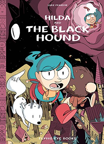 Hilda and the Black Hound Library Edition By Pearson Luke