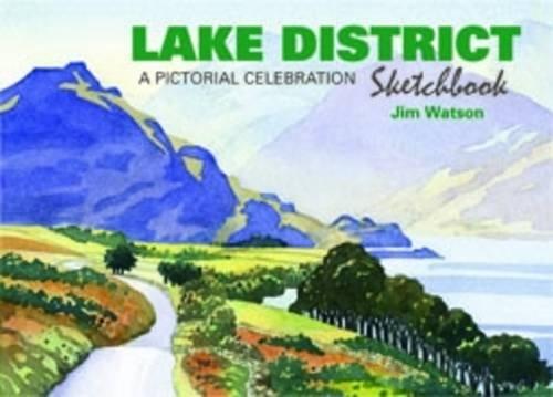 Lake District Sketchbook By Jim Watson