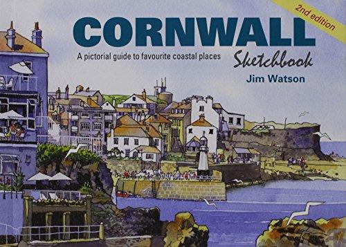 Cornwall Sketchbook By Jim Watson