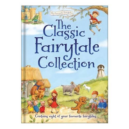 The Classic Fairytale Collection By Nina Filipek