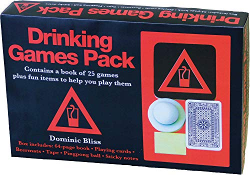 Drinking Games Pack By Dominic Bliss