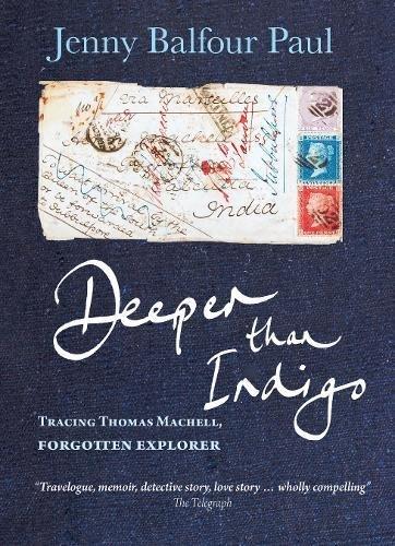 Deeper Than Indigo von Jenny Balfour-Paul
