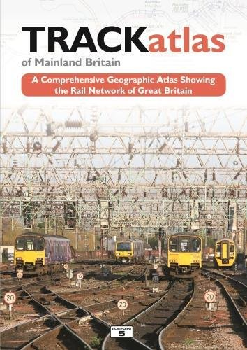 TRACKatlas of Mainland Britain By Edited by Mike Bridge