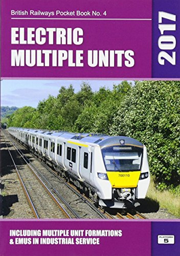 Electric Multiple Units By Robert Pritchard