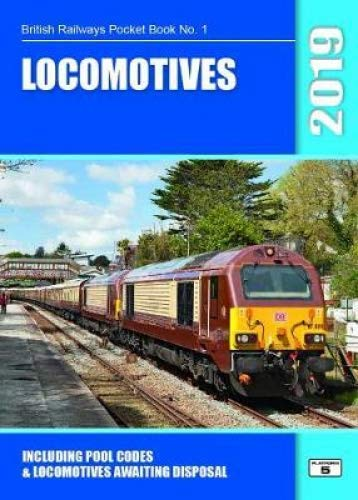 Locomotives 2019 By Robert Pritchard