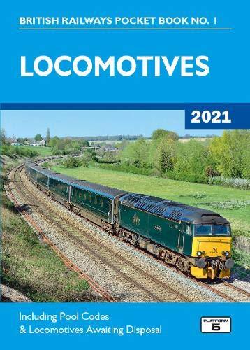 Locomotives 2021 By Robert Pritchard