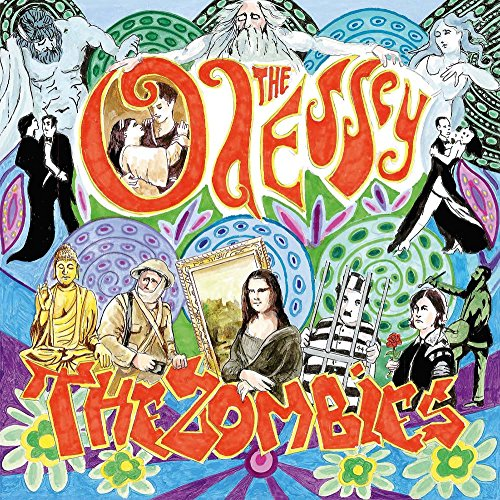 The Odessey: The Zombies In Words And Images By Text by The Zombies
