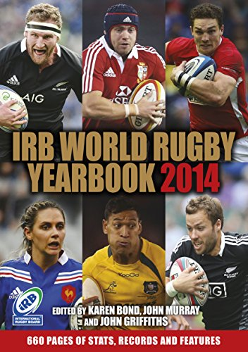 The IRB World Rugby Yearbook: 2014 by Karen Bond