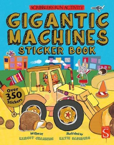 Gigantic Machines By Margot Channing