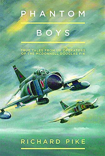 Phantom Boys By Richard Pike