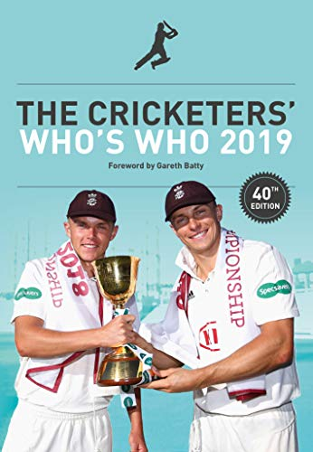 Cricketers Whos Who 2019 By Benji Moorhead