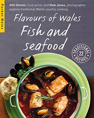 Flavours of Wales By Gilli Davies