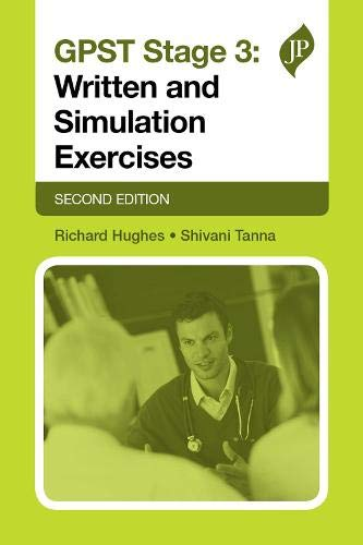 GPST Stage 3: Written and Simulation Exercises by Richard Hughes
