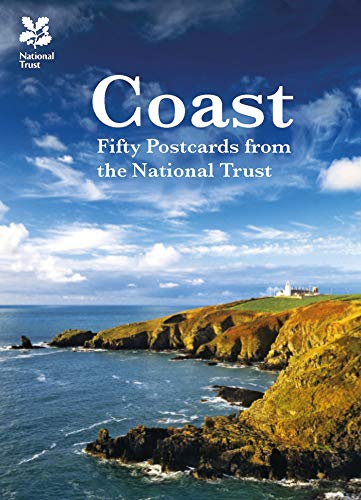 Coast Postcard Box By National Trust