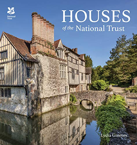 Houses of the National Trust By Lydia Greeves