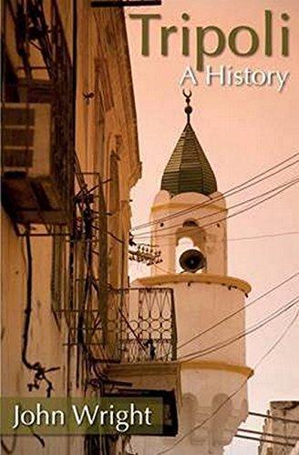 Tripoli: A History By John Wright