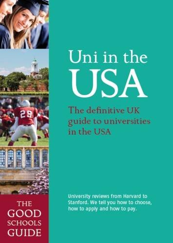 Uni in the USA By Editor-in-chief Harriet Plyler