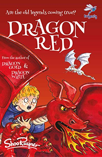 Dragon Red By Shoo Rayner