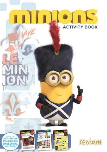Minions: Activity Book by