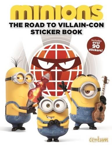 Minions: Sticker Book (Minions Movie)