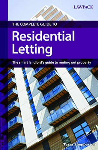 The Complete Guide to Residential Letting By Tessa Shepperson