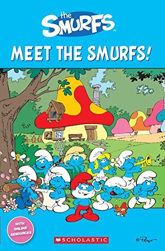 The Smurfs: Meet the Smurfs! (Popcorn starter readers) By Jacquie Bloese