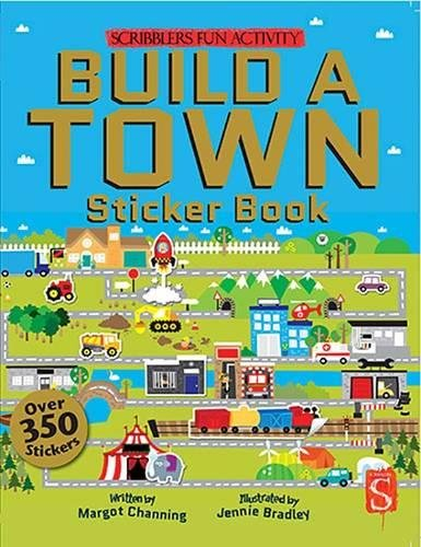 Build A Town By Margot Channing