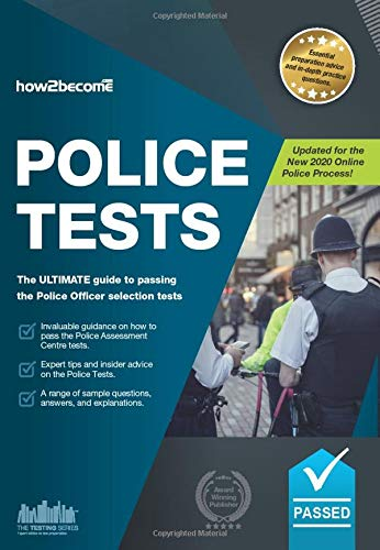 POLICE TESTS: The ULTIMATE guide to passing the Police Officer selecton tests (Testing Series) By Richard McMunn