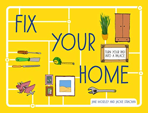 Fix Your Home By Jane Moseley