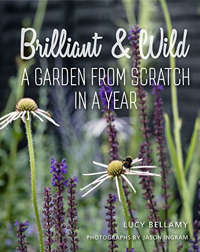 Brilliant and Wild: A Garden from Scratch in a Year By Lucy Bellamy