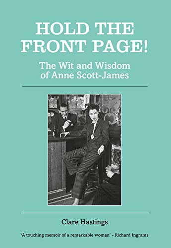 Hold the Front Page! By Clare Hastings