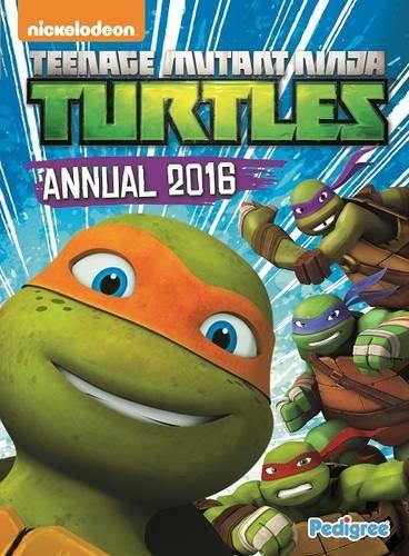 Teenage Mutant Ninja Turtles Annual 2016