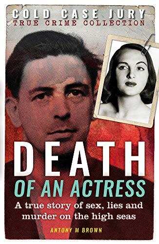 Death of an Actress von Antony M. Brown