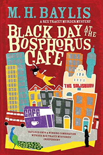 Black Day at the Bosphorus Cafe by M. H. Baylis