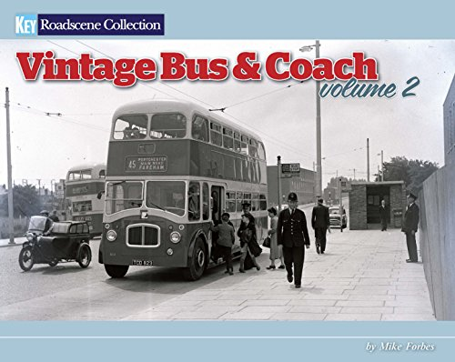 Vintage Bus and Coach By Mike Forbes