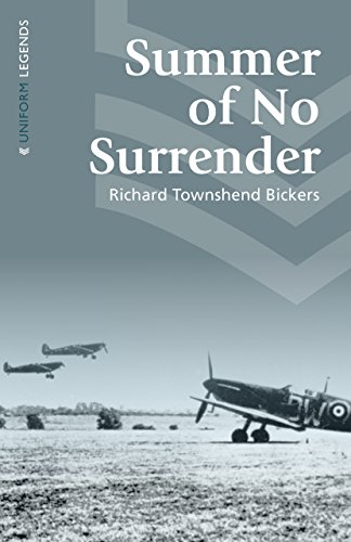 Summer of No Surrender By Richard Townshend Bickers
