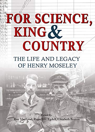 For Science King & Country By Roy MacLeod