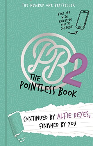 The Pointless Book 2 by Alfie Deyes